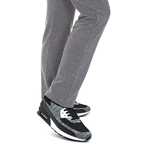 Xelay Nouveau Chaussures Blanc Taille fxz76 Gris Max Chocs Bubble Mens Entraneurs De Blanc 7 Gym Les Absorbant Sport Air 12 Jogging Fitness rqnRHrO51