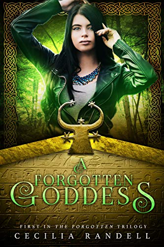 A Forgotten Goddess (The Forgotten Book 1)