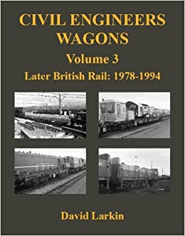 Civil Engineers Wagons Volume 3
