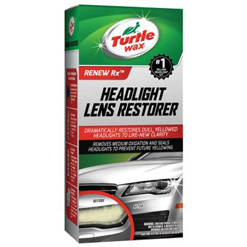 Turtle Wax T-240KT Headlight Lens Restorer Kit (Car Front Light Cleaner compare prices)