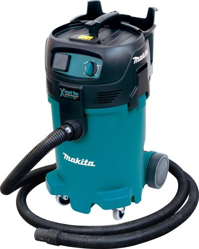 Makita VC4710 12-Gallon Wet/Dry Vacuum (Makita Bracket)