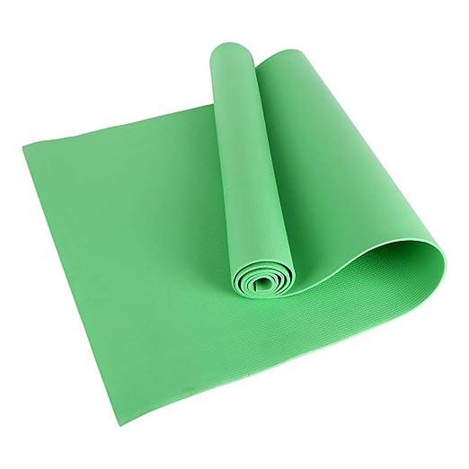 Esterilla de yoga de EVA antideslizante, ligera, para ...