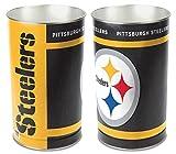 "WinCraft Inc. Pittsburgh Steelers 15"" Waste Basket"