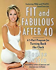America's favorite fitness expert presents a breakthrough program to win the war against aging–a battle she has personally fought and won.We all know that aging is inevitable–but how gracefully you age is up to you. Scientific research shows ...