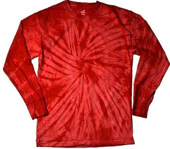 buy cool shirts mens tie dye shirt spider sleeve