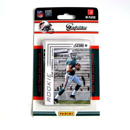 NFL Miami Dolphins 2012 Score Team Set