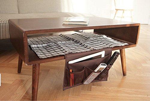 Flammi Bedside Caddy Dorm Room 4 Pocket Organizer Table