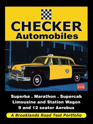 Checker Automobiles (Road Test Portfolio)
