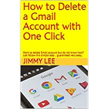How to Delete a Gmail Account  with One Click: Want to delete Gmail account but do not know how?  Just follow this simple step .. guaranteed  very easy..
