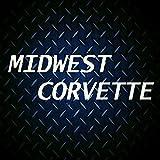 C5 Corvette Front Lower Spoiler Air Dam Complete