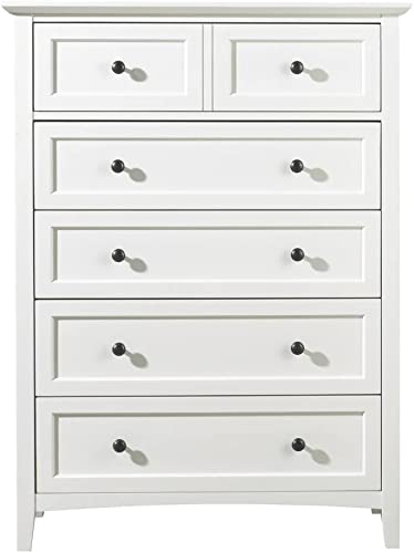 Modus Furniture 4NA484 Paragon Five-Drawer Chest