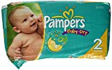 Pampers Baby Dry Diapers Jumbo Pack, Size 2, 42 Count