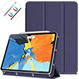 VORI Case for iPad Pro 11 Inch 2018 - Strong Magnetic Attachment Smart Case - Ultra Slim Lightweight Trifold Stand Cover with Auto Sleep Wake for iPad 11