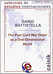 The post cold-war order as a one-dimensional world