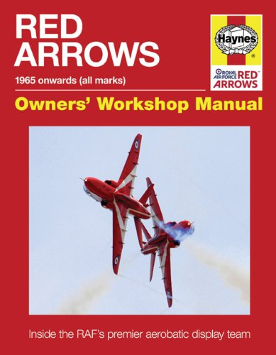 Red Arrows 1965 Onwards (all marks) (Owners' Workshop Manual)