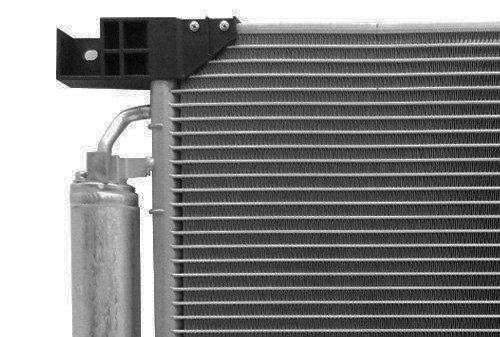 Automotive Cooling Brand A//C AC Condenser For Nissan Versa Versa Note 3986 100/% Tested