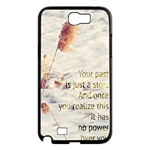 MEIMEIQuotes Custom Cover Case for Samsung Galaxy Note 2 N7100,diy phone case ygtg528815MEIMEI