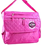 Hot Pink Licensed Harley Davidson Messenger Bag HD