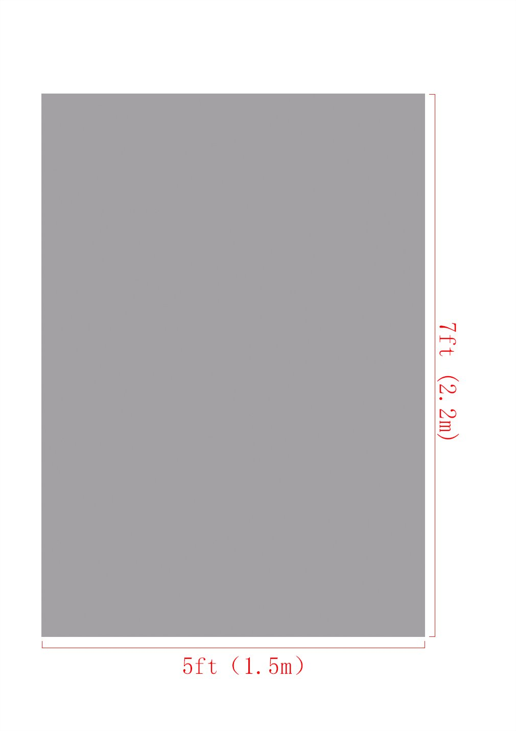 Kate 5x7ft//1.5x2.2m Fondo de Color de Textura Fisuras Retro Fondo Negro s/ólido para ni/ños Estudio Familiar de fotograf/ía