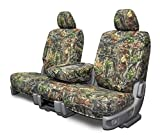 60 40 seat covers camo chevy - Custom Seat Covers - Chevy Silverado 60-40 - Superflauge Camouflage Fabric