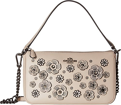 Floral Dk grey Nolita COACH Crossbody Birch Women's 24 pqfw5Ox5U