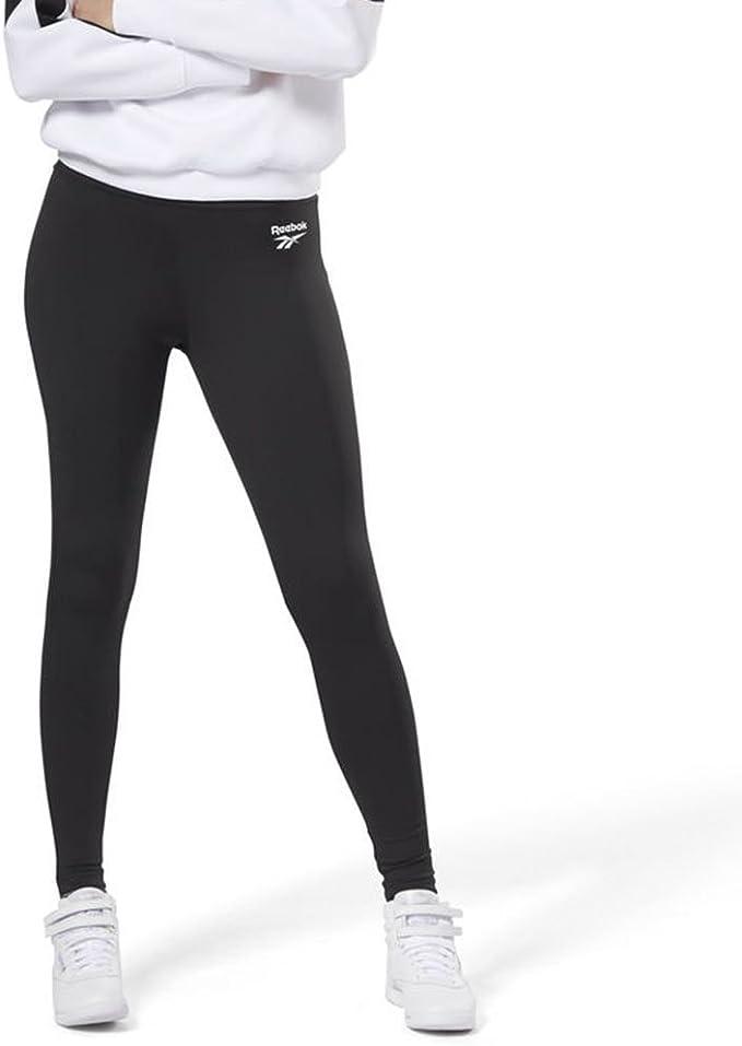 Reebok Lf Leggings Femme Noir Xs X Small Amazon Fr Vetements Et Accessoires