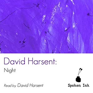 Spoken Ink Poetry: Night Audiobook