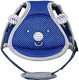 PONML Adjustable Safety Infant Baby Protection Helmet Headguard Caps(Blue)