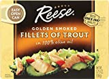 Reese Golden Smoked Trout, 3.75-Ounces