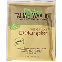 Taliah Waajid Curls/Waves/Naturals The Great Detangler Leave-in Conditioner and Co-Wash 2oz