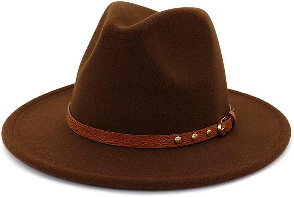 Gossifan Felt Fedora Hats...