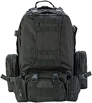 CVLIFE Outdoor 50L Military Tactical Backpack