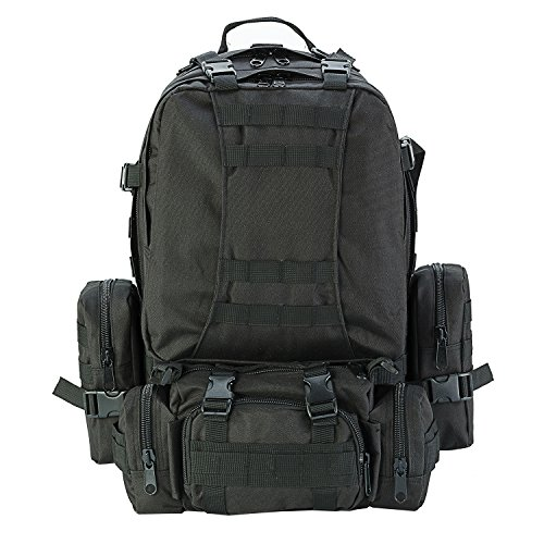 cvlife-outdoor-50l-military-rucksacks-tactical-backpack-assault-pack-combat-backpack-trekking-bag-bl