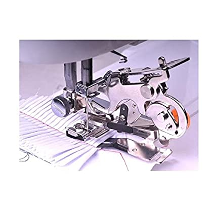 Amazon Brother Low Shank Ruffler Foot Attachment Gorgeous Ruffler For Brother Sewing Machine