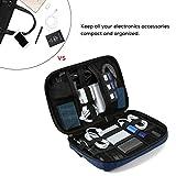 BAGSMART Travel Cable Organizer Cases Electronics