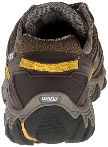 Merrell Todos a la calle Blaze zapatos de trekking impermeables Black Slate/Yellow