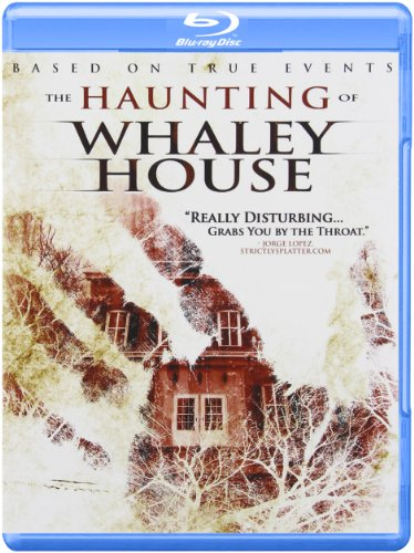 Haunting of Whaley House, The [Blu-ray]