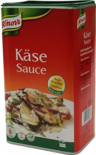 Knorr Cheese Sauce 1 kg by Knorr (Image #1)