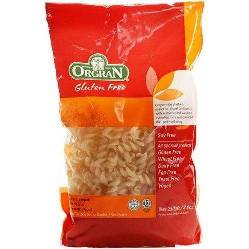 (2 Pack) - Orgran - Rice & Corn Spirals | 250g | 2 PACK BUNDLE