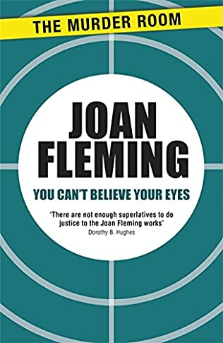 book cover of You Can\'t Believe Your Eyes