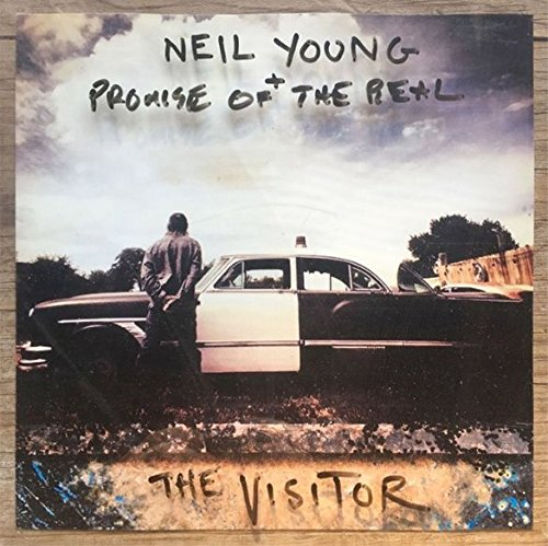 The Visitor (2LP)