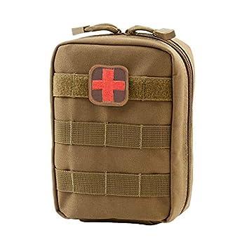 e1638022141 Trousse Molle de Premiers Secours Sac Médical d urgence de Survie Sac à Dos  Tactique