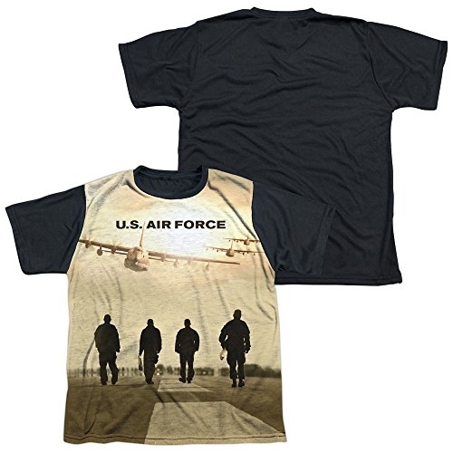 Fuerza trasera la pista de de A la Camiseta 8qSpv