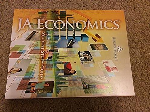 junior achievement economics student study guide junior rh amazon com junior achievement economics student study guide answers Junior Achievement of Central Illinois