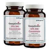 Metagenics OmegaGenics EPA 500 Concentrate 90 Softgels - TwinPak