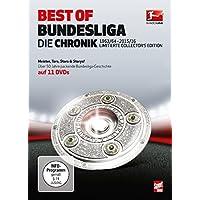 Best of Bundesliga - Die Chronik 1963-2016 [11 DVDs]