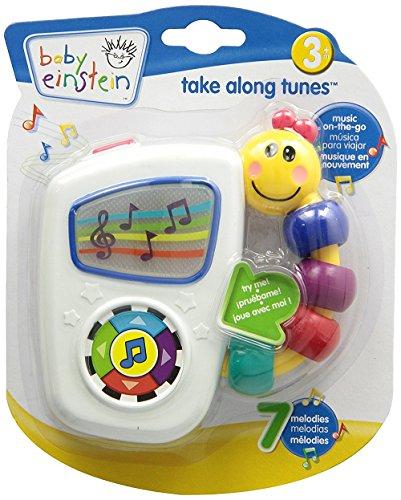 Baby Einstein Take Along Tunes wEQbwt Musical Toy (4 Units) by Baby Einstein