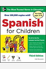 Spanish for Children with Three Audio CDs, Third Edition Paperback