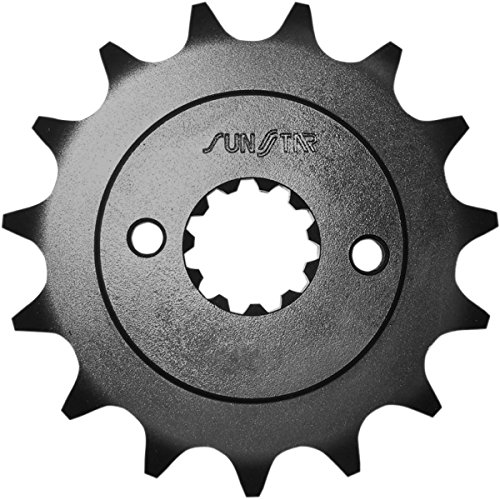 Sprocket Countershaft Cover - Sunstar 36115 520-15T Countershaft Sprocket