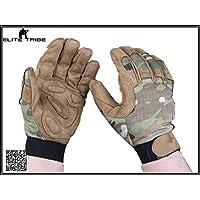 caza guantes de combate dedo completa guantes tácticos